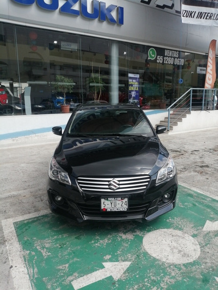 Suzuki Ciaz 1.4 Rs At 2019