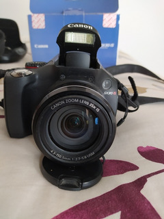 Cámara Digital Canon Power Shot Sx30 Is + Memoria 16 G