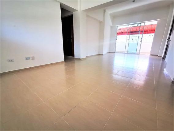 Apartamento Evaristo Morales Alquiler Rd$33,000