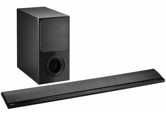 Sound Bar Sony Ht-ct-390 180w Subwoofer Wireless 2.1