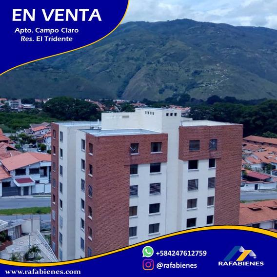 Apartamento Ph Campo Claro El Tridente Semi Amoblado.