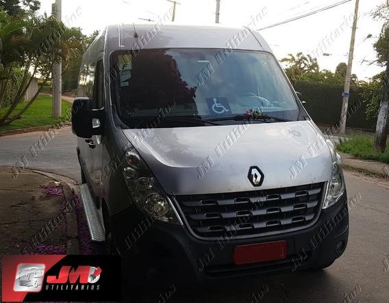 Renault Master L3h2 Ano 2014 Executiva Jm Cod:776