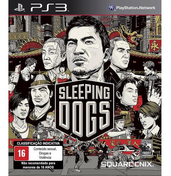 Sleeping Dogs Ps3 Psn Digital Envio Rapido