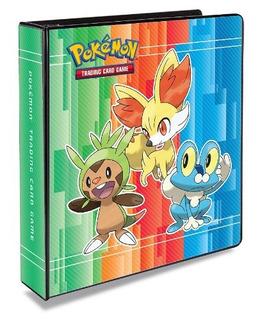 Carpeta De 3 Anillos Ultra Pro Pokemon X Y Y 2