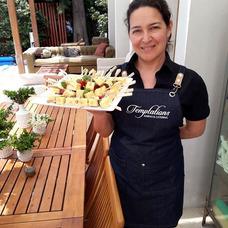 Servicio Catering Eventos, Pernil, Cazuelas, Barra Tragos