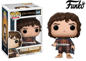 Funko Pop - Frodo Baggins - The Lord Of The Rings 444