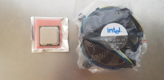 Processador Intel Core 2 Duo E7500 Lga 775 Oem + Cooler Box