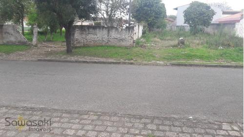 Terreno A Venda No Bairro Guaíra Em Curitiba - Pr.  - 5701-1