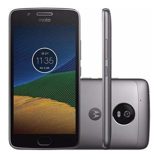 Motorola Moto G5 Plus 5.2 32gb 5mp/12mp / 4g Lte Dual