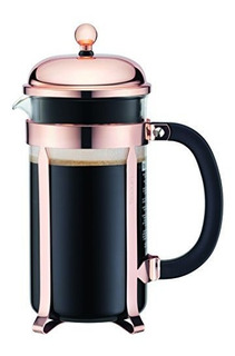 Bodum Chambord French Press Coffee Maker Glass 34 Onzas 1 Li