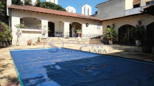 Casa Residencial À Venda, Jardim Marajoara, São Paulo  - Sc4582