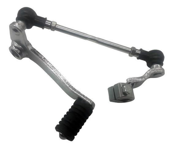 Pedal De Câmbio Completo Articulado Fazer 250 2005 A 2011