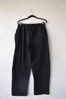 Pants Hombre Reebok Model Reebok Black Color Negro Talla M