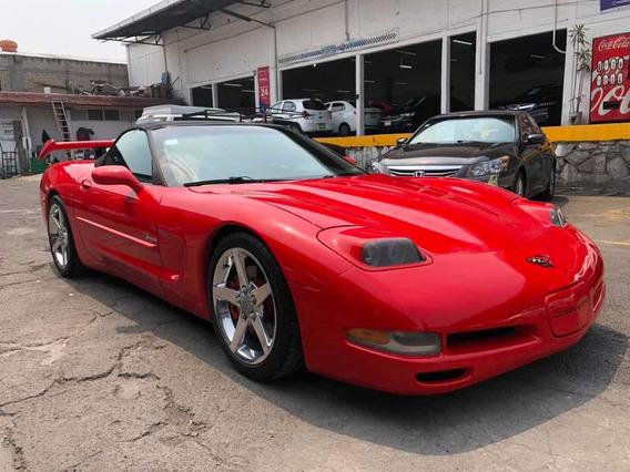 Chevrolet Corvette 2000 Convertible At