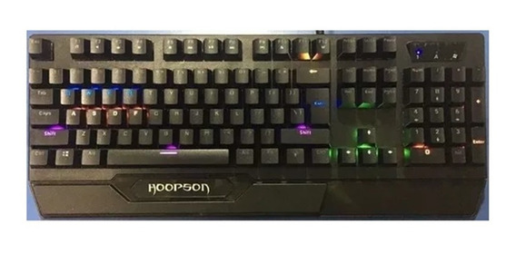 Teclado Mecânico Gamer Anti-ghosting Tpc-048mg Hoopson