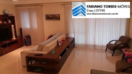 Apartamento Para Venda Em São Bernardo Do Campo, Centro, 3 Dormitórios, 3 Suítes, 4 Banheiros, 2 Vagas - 1222_2-468255