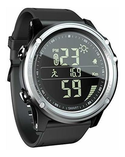 Lokmat - Reloj Inteligente Deportivo Digital Para Hombre, Im
