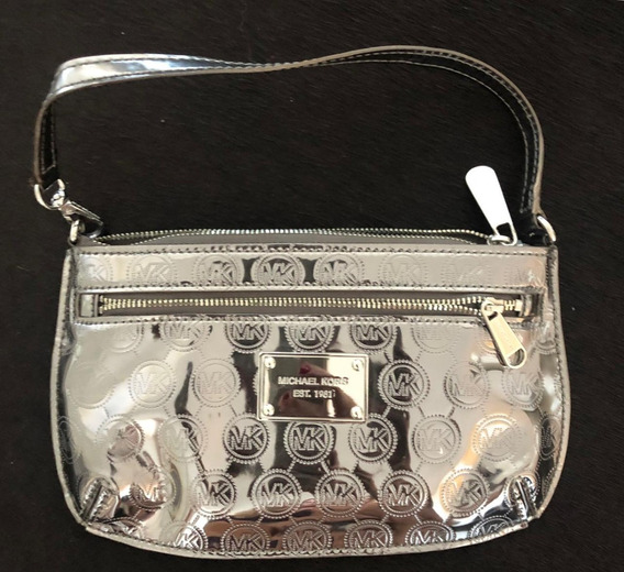 Mini Cartera Michael Kors Mirror Satchel -sin Uso- Original