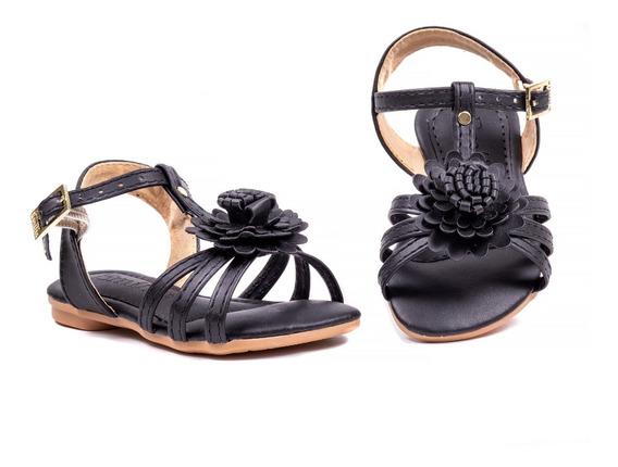 Sapato Infantil Menina Sandália 2028