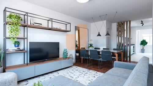 Apartamento Para Venda No Bairro Jardim Paulista Em São Paulo - Cod: Ja18143 - Ja18143