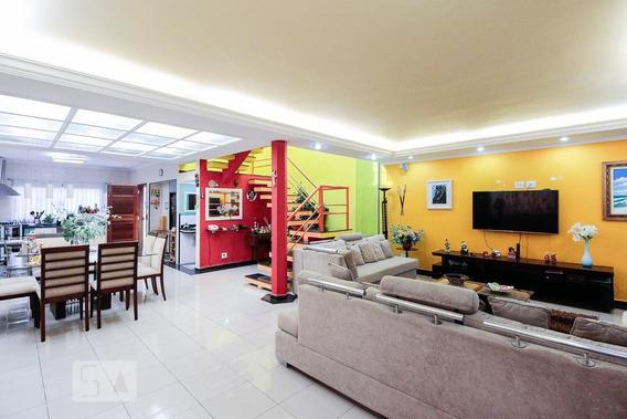 Casa Para Aluguel - Vila Matilde, 4 Quartos, 400 - 892931904