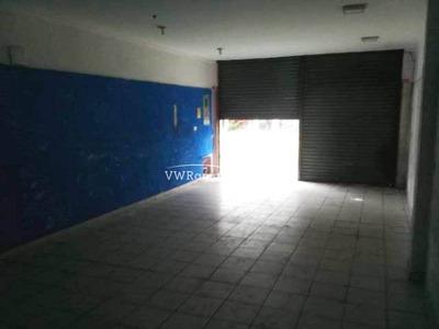 Salão Comercial Para Locação No Bairro Vila Carrão, 45 M² - 758