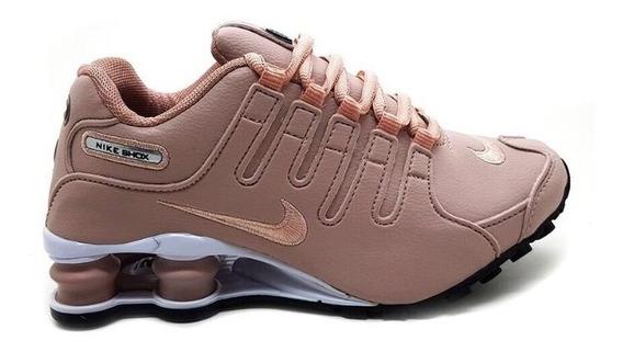 Tenis Nike Shox Nz Masculino Feminino Original Frete Gratis