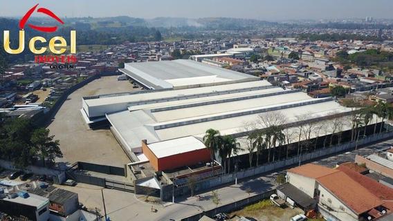 Grande Oportunidade! Galpões Comerciais Para Venda Em São Miguel Paulista! - V840
