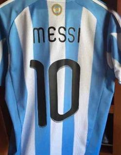Jersey Messi Argentina !!