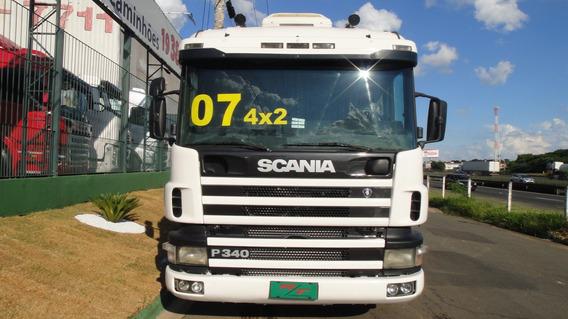 Scania P 340 4x2 2007, P340, R380, R440, P310, Volvo Fh G