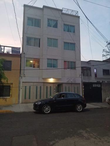 Rento Departamento En Colonia Moctezuma