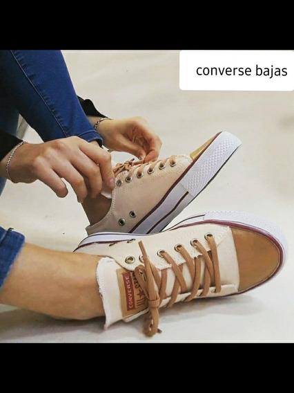 Zapatillas Tipo Converse Por Mayor (comprando 12 Pares)
