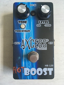 Pedal Axcess Hot Boost