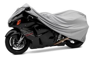 Funda Cubre Moto Motomel Cx150 Con Bordado