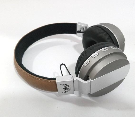 Fone De Ouvido Bluetooth Sem Fio Mp3 Fm Microsd A-839 Altomex