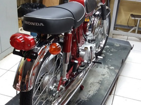 Honda S90cc- Ano 1972- Restaurada 100%