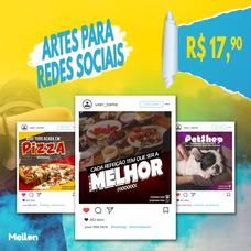 Arte Para Redes Sociais - Instagram/facebook