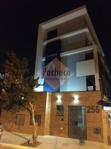 Imagem 1 de 19 de Apartamento/ Studio Na Penha, 36,5 M², 01 Dormitório, R$ 199.900.00 - 1691