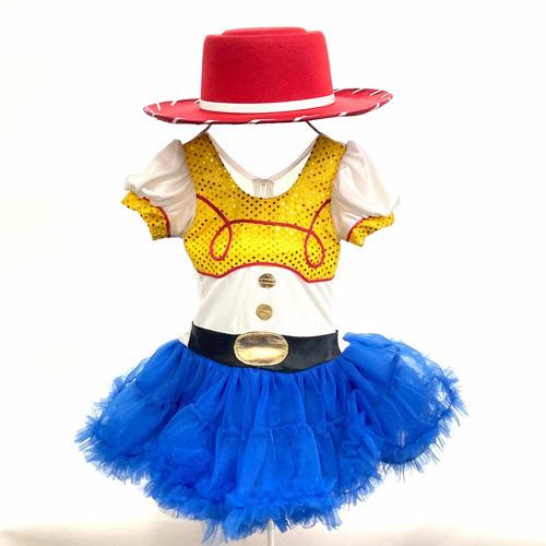 Imagen 1 de 4 de Disfraz Jessy La Vaquerita