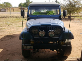 Cj7 Jeep Llanero