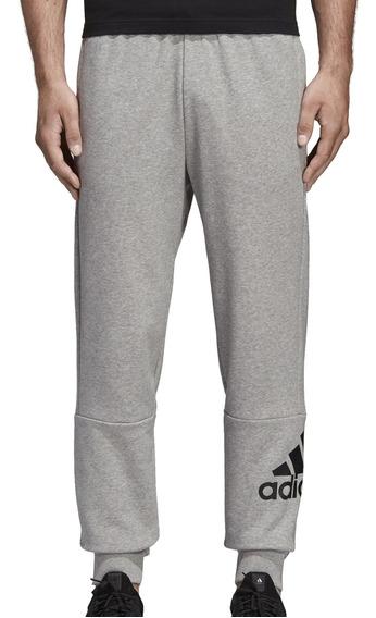Pantalon adidas Training Must Haves Badge Of Sport Hombre Gr