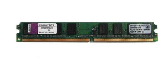 Memoria Ram Ddr2 Pc2 1gb 667mhz 1.8v Kingston