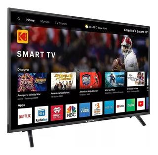 Smart Tv Kodak 43 (43sv1000) Nueva Smart Wifi Ahora 12 Envio