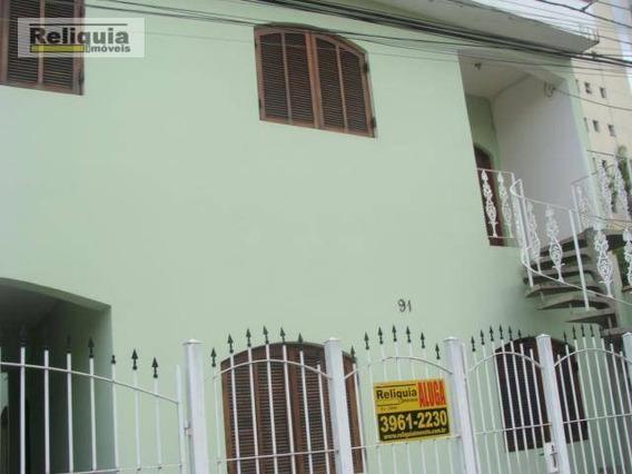 Casa Residencial Para Locação, Jardim Das Laranjeiras, São Paulo. - Ca0022