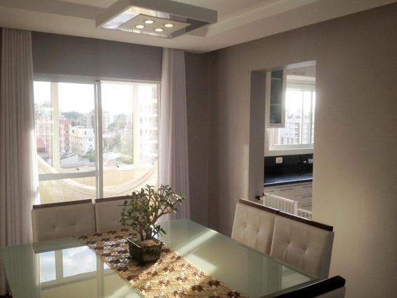 Apartamento Em Vila Izabel, Curitiba/pr De 122m² 3 Quartos À Venda Por R$ 550.000,00 - Ap297279