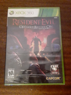 Resident Evil Operation Raccoon City