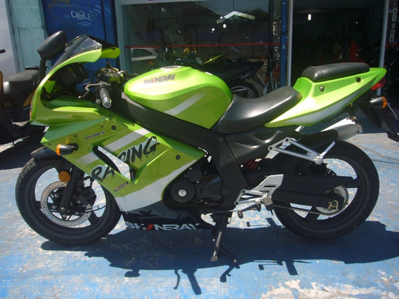 Shineray Xy 200 5 Verde Ano 2011 R$ 7.500 Troco