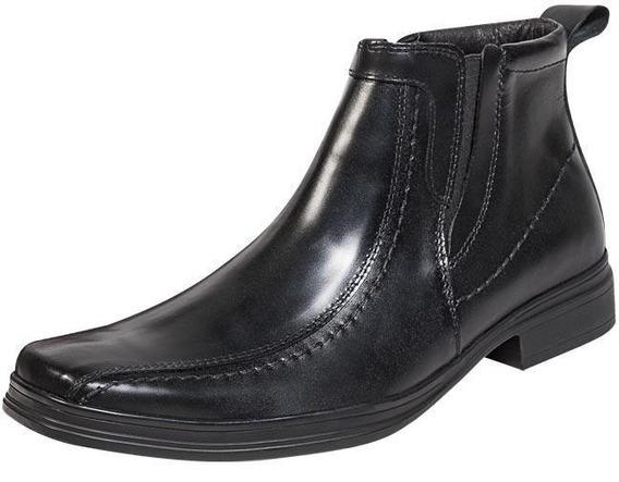 Calzado Hombre Marca Uomo Di Ferro Mod H133-negro