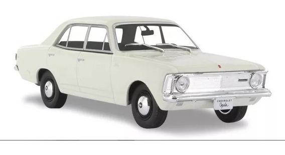 Miniatura Chevrolet Opala 1968 Metal 1:43 Salvat + Fasciculo