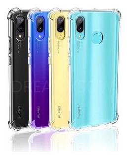 Estuche Transparente Huawei P20 Lite